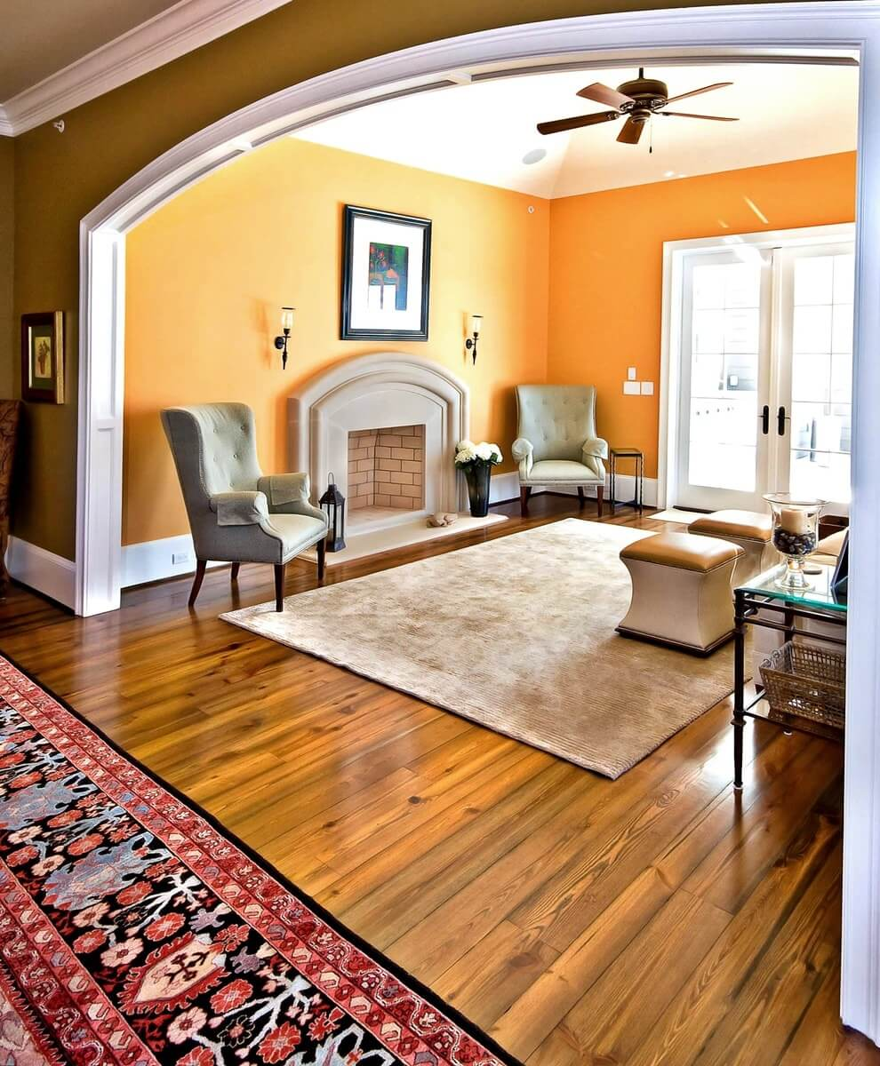 Фото дизайна квартир с арками