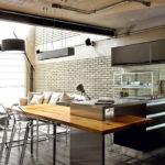 Дизайн интерьера в индустриальном стиле - фото (11)