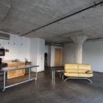 Дизайн интерьера в индустриальном стиле - фото (15)