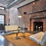 Дизайн интерьера в индустриальном стиле - фото (17)