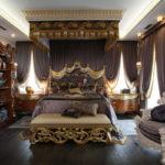 Дизайн интерьера в стиле барокко - фото (10)