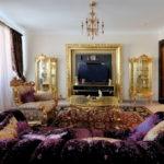 Дизайн интерьера в стиле барокко - фото (11)