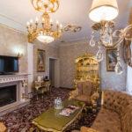 Дизайн интерьера в стиле барокко - фото (14)
