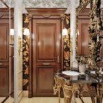 Дизайн интерьера в стиле барокко - фото (17)