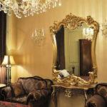 Дизайн интерьера в стиле барокко - фото (18)