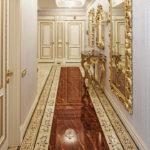Дизайн интерьера в стиле барокко - фото (19)