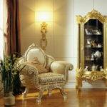 Дизайн интерьера в стиле барокко - фото (2)