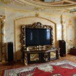 Дизайн интерьера в стиле барокко - фото (20)