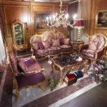 Дизайн интерьера в стиле барокко - фото (21)