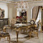 Дизайн интерьера в стиле барокко - фото (23)