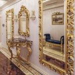 Дизайн интерьера в стиле барокко - фото (25)