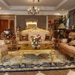 Дизайн интерьера в стиле барокко - фото (26)