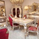 Дизайн интерьера в стиле барокко - фото (4)
