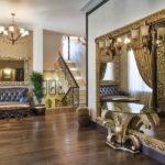 Дизайн интерьера в стиле барокко - фото (6)