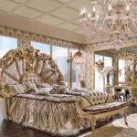 Дизайн интерьера в стиле барокко - фото (8)