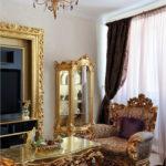 Дизайн интерьера в стиле барокко - фото (9)