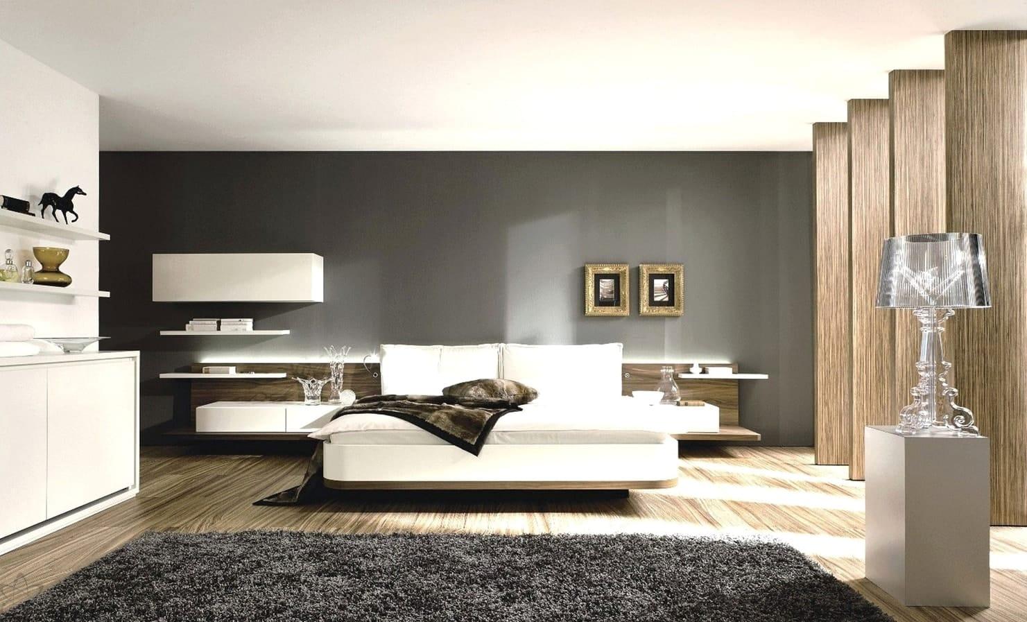 Стиль контемпорари в интерьере спальни