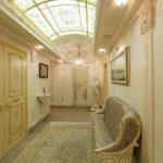 Стиль барокко в интерьере квартиры - фото