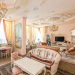 Стиль барокко в интерьере квартиры - фото (3)