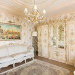 Стиль барокко в интерьере квартиры - фото (4)
