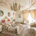 Стиль барокко в интерьере квартиры - фото (5)