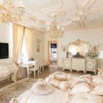 Стиль барокко в интерьере квартиры - фото (6)