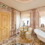 Стиль барокко в интерьере квартиры - фото (7)