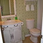 Ванная в стиле шебби шик - фото (2)