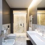 Ванная комната в стиле минимализм - фото (2)
