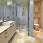 Ванная комната в стиле минимализм - фото (3)