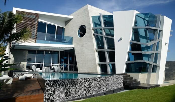 Архитектурные стили: деконструктивизм