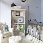 Детская комната в стиле шебби шик - фото