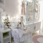 Детская комната в стиле шебби шик - фото (2)