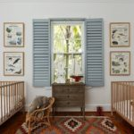 Детская комната в стиле шебби шик - фото (7)