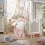 Детская комната в стиле шебби шик - фото (8)