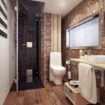 Дизайн интерьера в стиле лофт - фото (2)