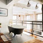 Дизайн интерьера в стиле лофт - фото (4)