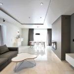 Интерьер гостиной в стиле минимализм (6)