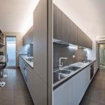 Интерьер кухни в стиле минимализм - фото (4)