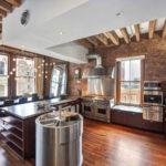 Кухня в стиле лофт - фото (3)
