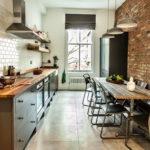 Кухня в стиле лофт - фото (4)
