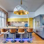 Кухня в стиле лофт - фото (6)