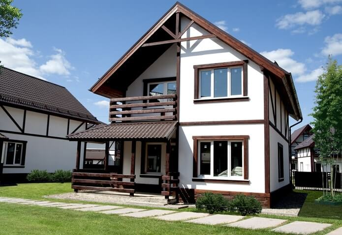 Немецкий стиль в архитектуре
