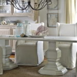 Оформление столовой группы в стиле шебби шик (4)