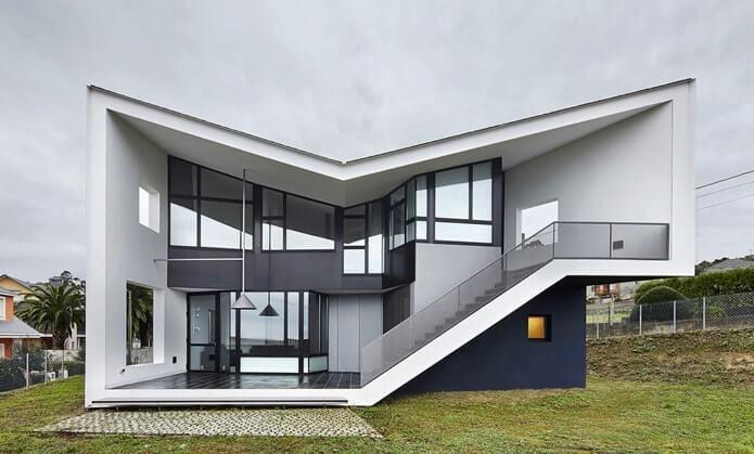 Архитектурные стили: постмодернизм