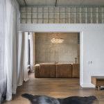 Стиль лофт в интерьере квартиры - фото (6)