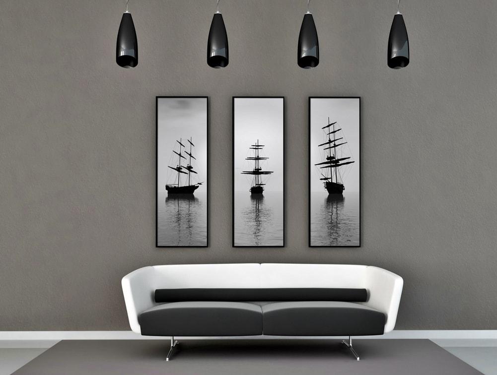 Картины для стиля минимализм