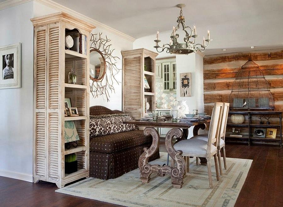 шебби шик в интерьере: мебель