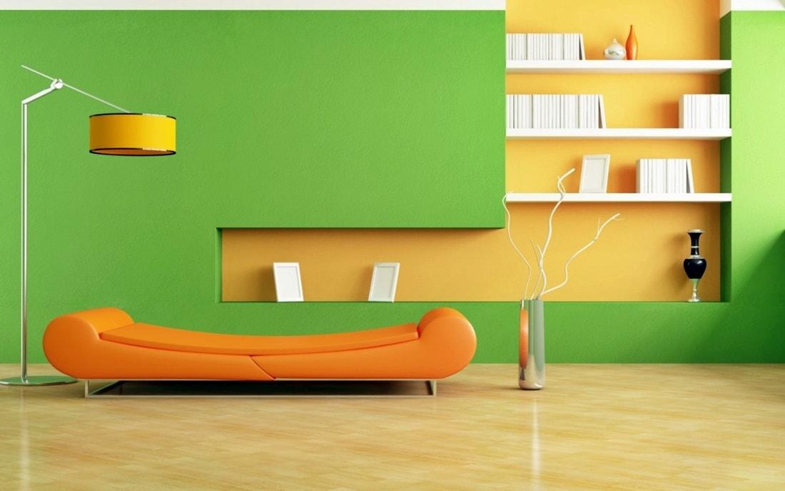 Минимализм в интерьере - цвета стиля