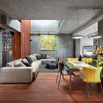 конструктивизм в интерьере, мебель фото